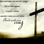 Ainda existe uma cruz (Foto: divulgação)