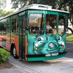 I-Ride Trolley, International Drive - Orlando, Florida, EUA (Foto: divulgação)