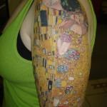Tatuagem meia manga feminina (Foto: divulgação)