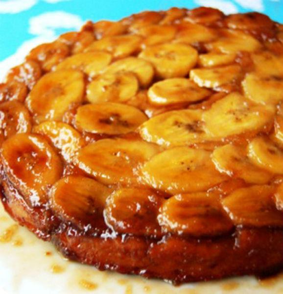 Receita de Torta de Banana (Foto: Divulgação)