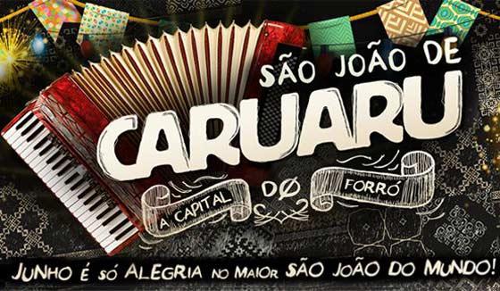 São João de Caruaru a maior Festa Junina do Brasil (Foto: Divulgação)