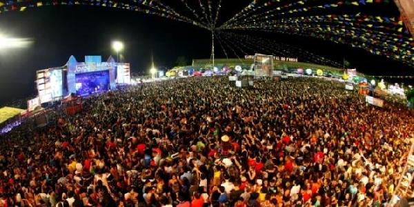 A festa junta milhares de pessoas todos os anos (Foto: Divulgação)