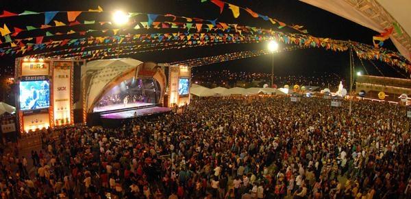 A festa é aberta ao público durante todo o dia (Foto: Divulgação)