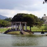 Quinta da Boa Vista é um imenso parque situado na zona norte do Rio de Janeiro (Foto: divulgação)