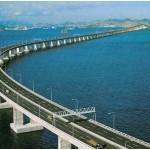 Ponte Rio-Niterói, localiza-se na Baía de Guanabara - Rio de Janeiro (Foto: divulgação)