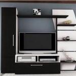 Estante Home Multivisão com gaveta dupla para TV de 46 polegadas – R$509,90.