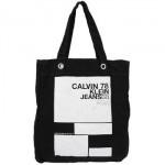 Bolsa Calvin Klein Jeans Bag Lona Bordô. (Foto: Divulgação)