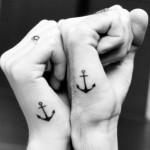 Um símbolo com significado especial para o casal.