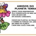 Amigos do Planeta Terra (Foto: divulgação)