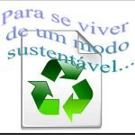 A sustentabilidade é cada vez mais importante para o meio ambiente (Foto: divulgação)