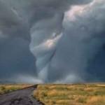 Tornados e furacões - Fenômenos naturais (Foto: divulgação)