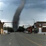 Tornados e tufões, uma ameaça da natureza (Foto: divulgação)