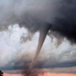 95% dos furacões giram em sentido horário (Foto: divulgação)