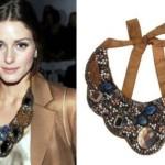 Os maxi colares são tendência para a moda atual e também para a de 2013.
