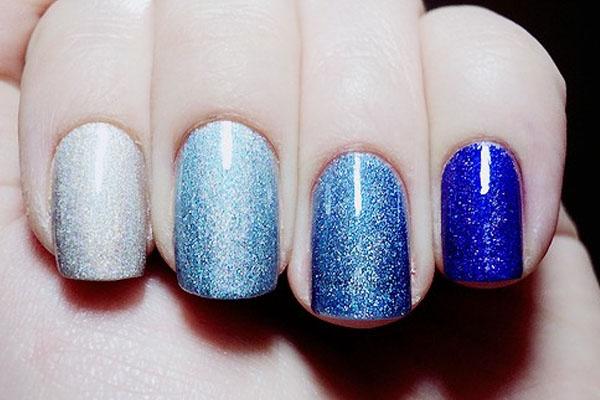 Vários tons de azul. (Foto:Divulgação)