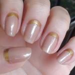 Cores bem neutras com detalhe em dourado.  (foto:divulgação)