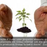 A motivação é uma pequena semente (Foto: divulgação)