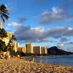 Havaí - Waikiki (Foto: divulgação)