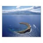 Ilha de Molokini, Maui - Havaí - EUA (Foto: divulgação)