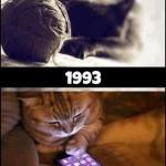 A evolução (Foto: divulgação)