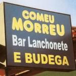 Bar lanchonete (Foto: divulgação)