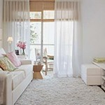 A sala simples deve ser confortável e receptiva. (Foto:Divulgação)