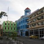 Centro Histórico de Camaguey.