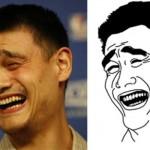Meme de Yao Ming  (Foto:Divulgação)