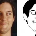 Existem memes que são inspirados em expressões reais. (Foto:Divulgação)
