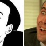 Nicolas Cage também virou meme. (Foto:Divulgação)