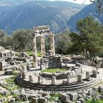 Oraculo de Delfos (Foto: divulgação)