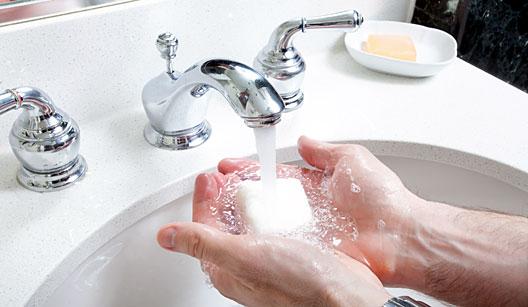 Mantenha bons hábitos de higiene (Foto: Divulgação)