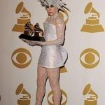 Lady Gaga a pop star que brinca com a moda (Foto: divulgação)