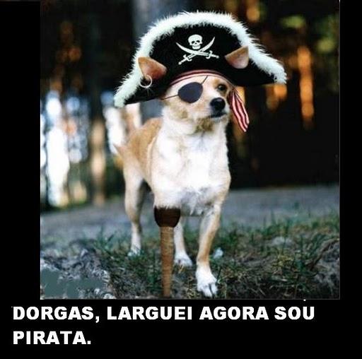 Sou Pirata (Foto: divulgação)