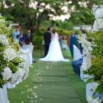 Penteados para casamentos ao ar livre