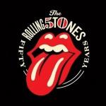 Rolling Stones também personalizou o logo da banda para celebrar os 50 anos (Foto: divulgação)