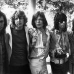 Os Stones, em 1969, após a morte do guitarrista Brian Jones (Foto: divulgação)