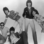 The Rolling Stones em 1977 (Foto: divulgação)