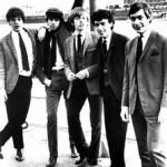 Rolling Stones possa para foto em Londres, no ano de 1963 (Foto: divulgação)