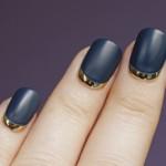 Azul com dourado, lindo e bem elegante.(Foto:Divulgação)