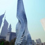 Prédios Giratórios, Dubai (Foto: divulgação)
