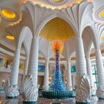 Muito luxo e riqueza nos prédios de Dubai (Foto: divulgação)