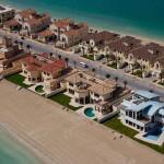 Casas Populares em Dubai, Emirados Árabes Unidos (Foto: divulgação)