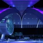Terminal 3, Aeroporto Internacional de Dubai, Emirados Árabes (Foto: divulgação)