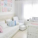 Um quarto feito para gêmeos. (Foto:Divulgação)