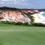 Vista do green - Trancoso (Foto: divulgação)