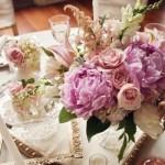 O casamento vintage é delicado e romântico. (Foto:Divulgação)