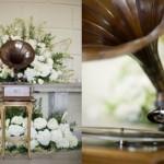 Objetos antigos também podem aparecer na decoração da festa. (Foto:Divulgação)