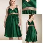 Os vestidos  simples e soltinhos dão mais elegância ao visual.