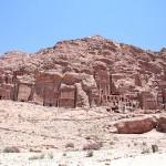 Templo dos Reis - Petra, Jordânia (Foto: divulgação)